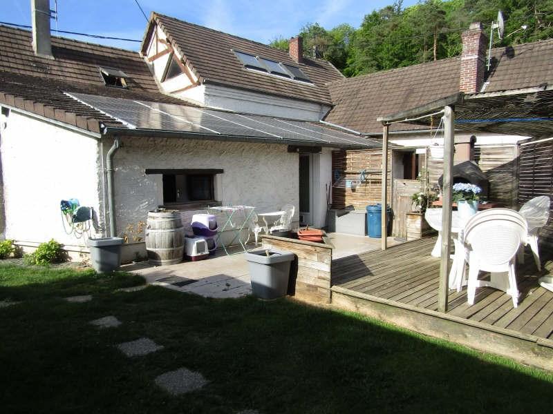 Sale house / villa Villeneuve les sablons 315000€ - Picture 1