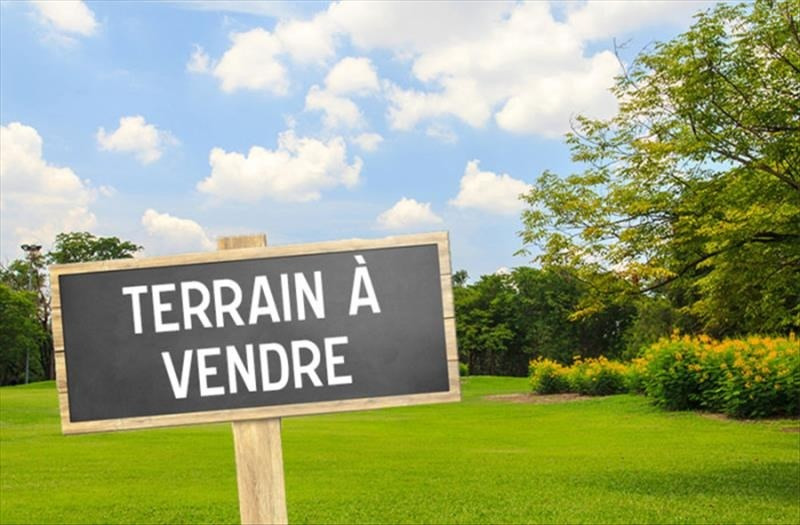 Vente terrain Soissons 35 000€ - Photo 1