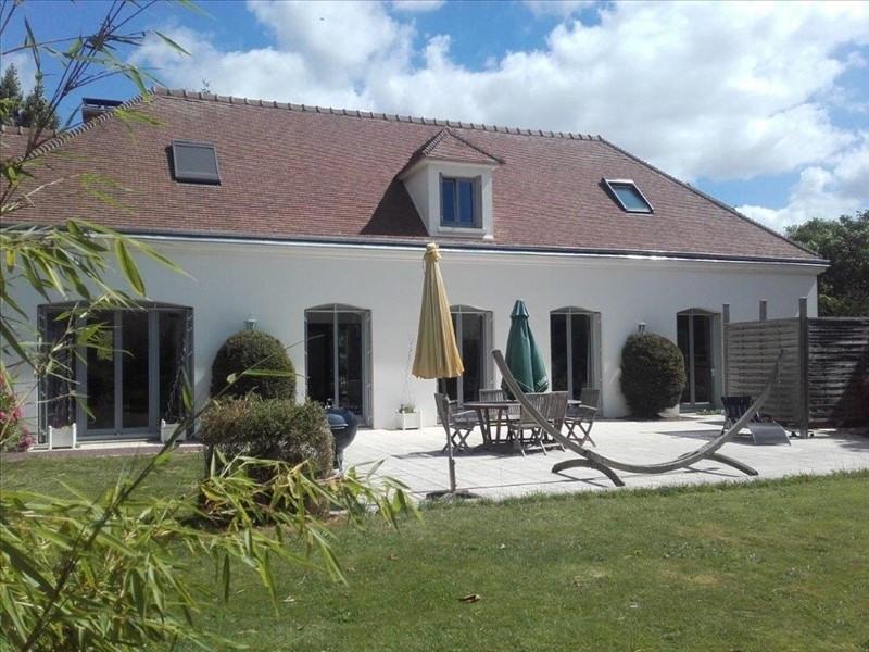 Verkoop  huis Longnes 695000€ - Foto 1