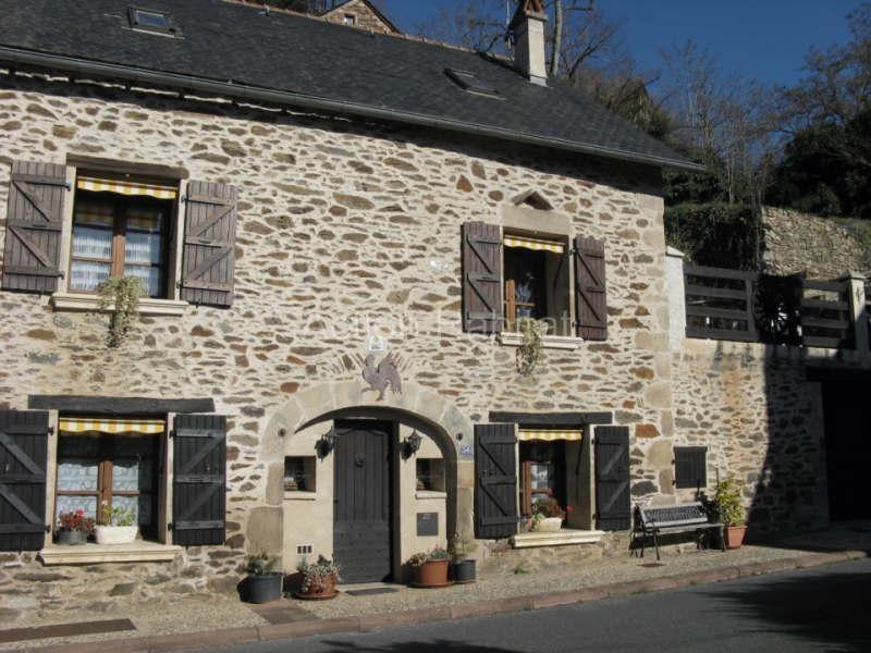 Sale house / villa Najac 160000€ - Picture 1
