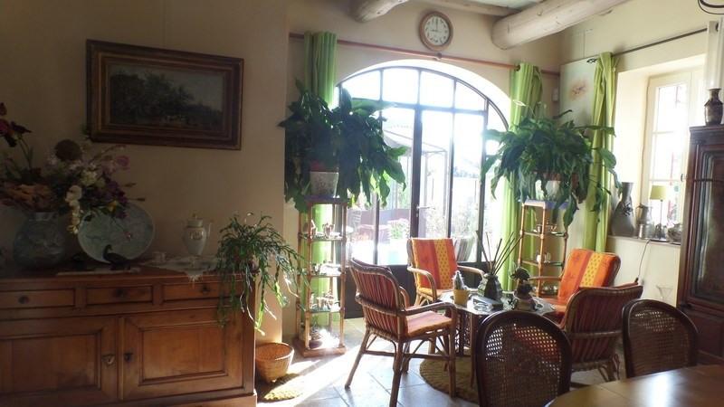 Vente maison / villa Suze-la-rousse 418000€ - Photo 8