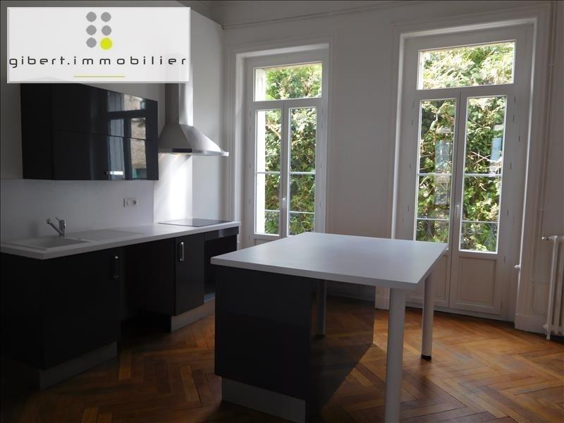 Rental apartment Le puy en velay 736,79€ CC - Picture 1