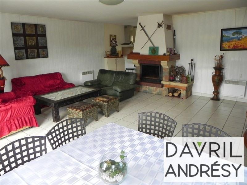 Sale house / villa Maurecourt 478000€ - Picture 1
