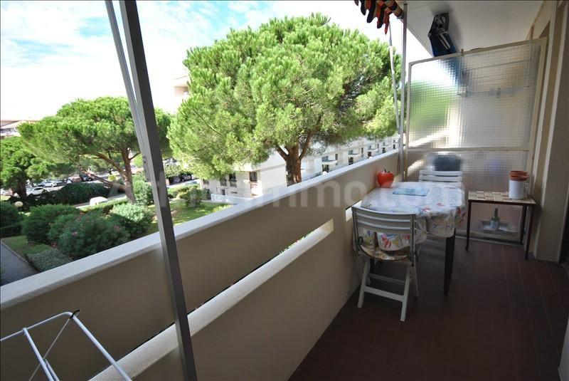 Vente appartement Frejus-plage 212000€ - Photo 1