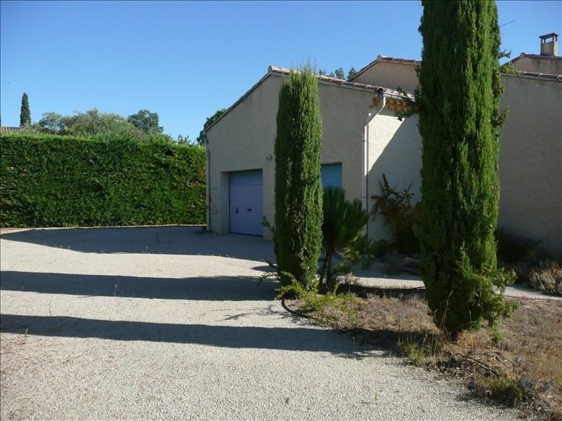 Vente maison / villa Aubignan 372000€ - Photo 3