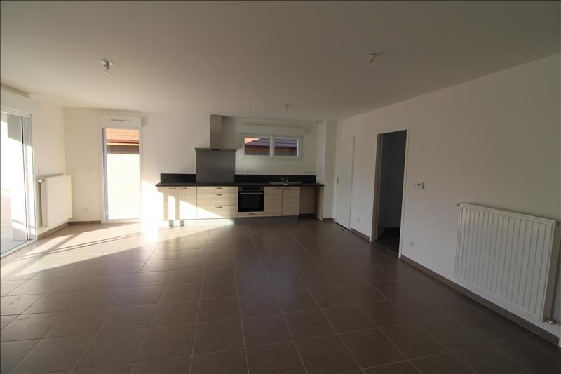 Locação apartamento Voiron 760€ CC - Fotografia 3
