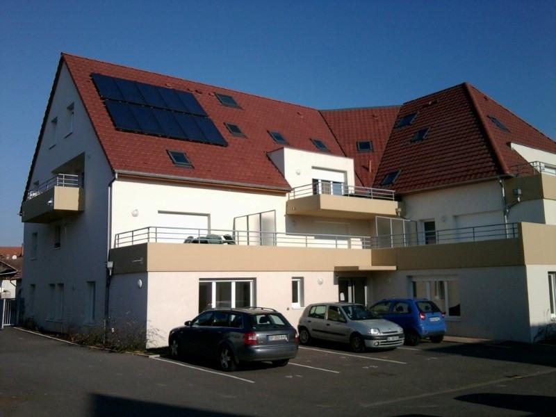 Location appartement Rhinau 844€ CC - Photo 1