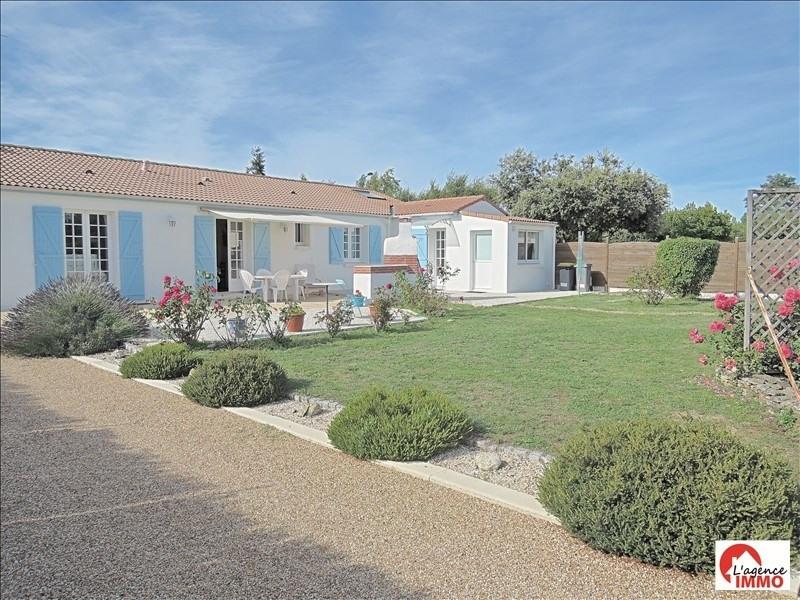 Vente maison / villa La chevroliere 318000€ - Photo 2