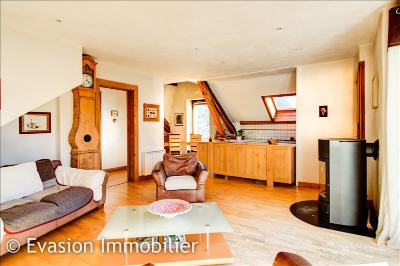 Vente appartement Sallanches 309000€ - Photo 1