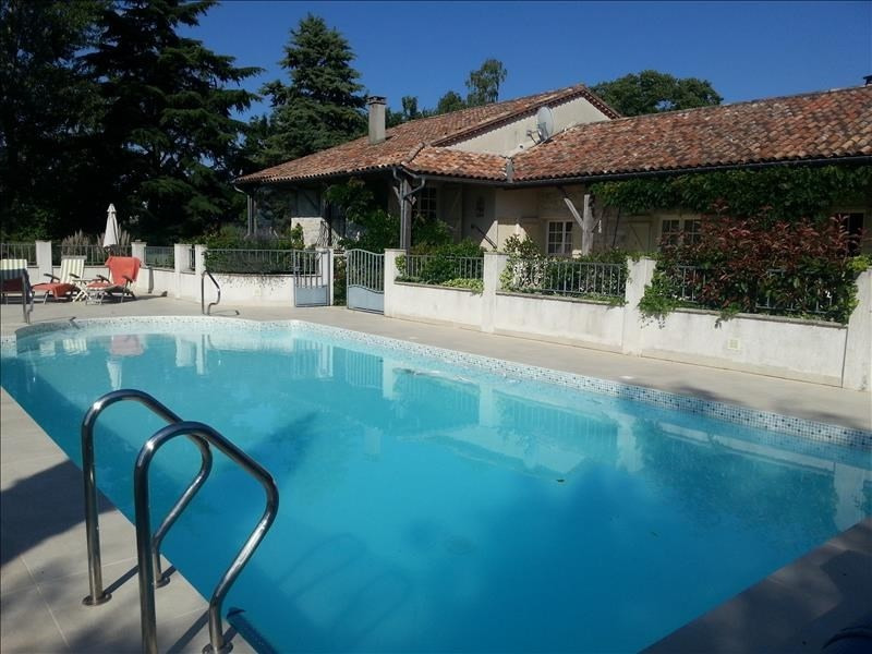 Deluxe sale house / villa Laroque timbaut 488 000€ - Picture 10