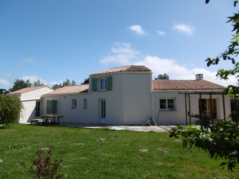 Vente maison / villa Chateau d olonne 326000€ - Photo 1