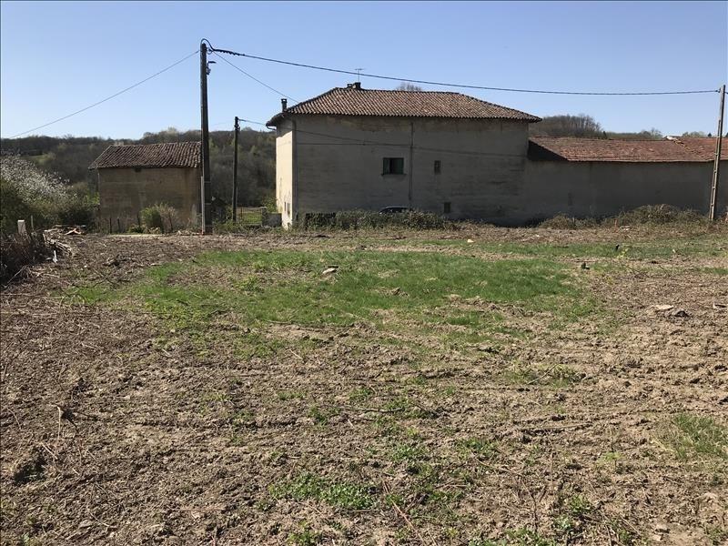 Vendita terreno Bourgoin jallieu 62000€ - Fotografia 1