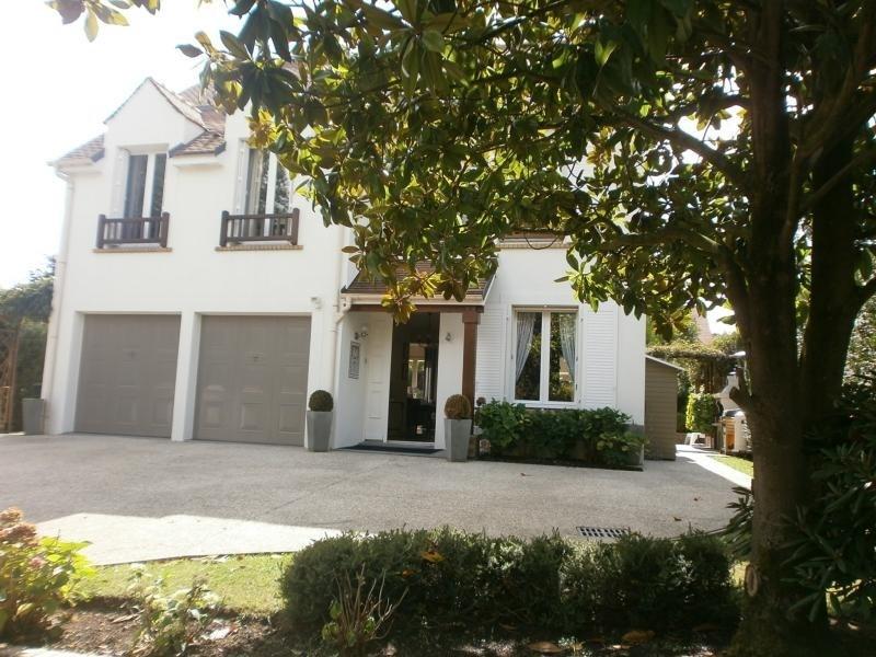 Sale house / villa Orgeval 572000€ - Picture 10