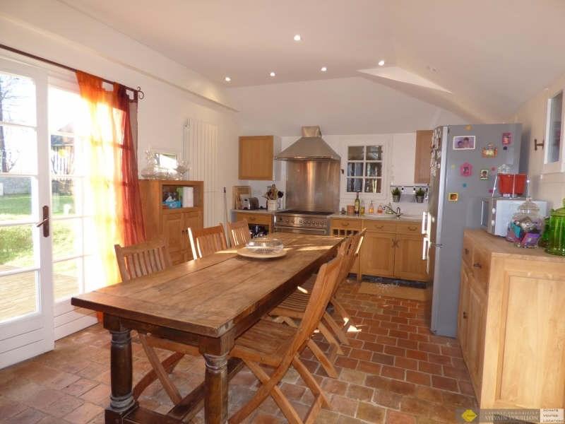Vente de prestige maison / villa Tourgeville 590000€ - Photo 3
