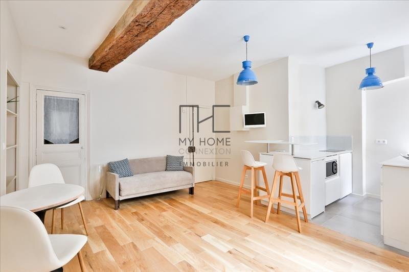 Venta  apartamento Paris 4ème 574800€ - Fotografía 2