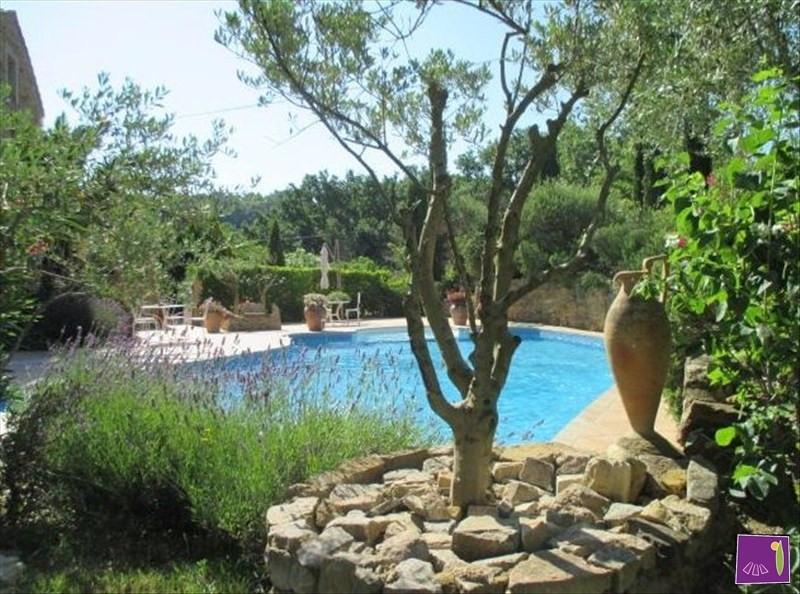 Vente de prestige maison / villa St paulet de caisson 598500€ - Photo 2