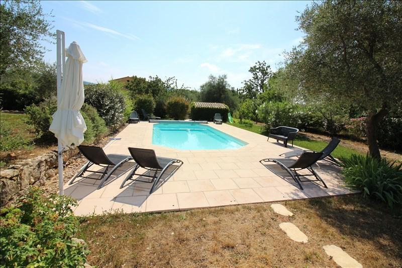 Vente de prestige maison / villa Saint cezaire sur siagne 577000€ - Photo 4