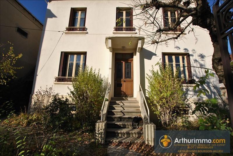 Vente maison / villa Bourgoin jallieu 268000€ - Photo 8