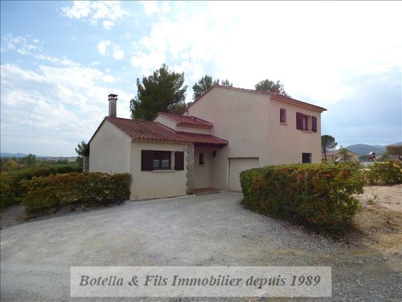 Vendita casa Barjac 234500€ - Fotografia 7