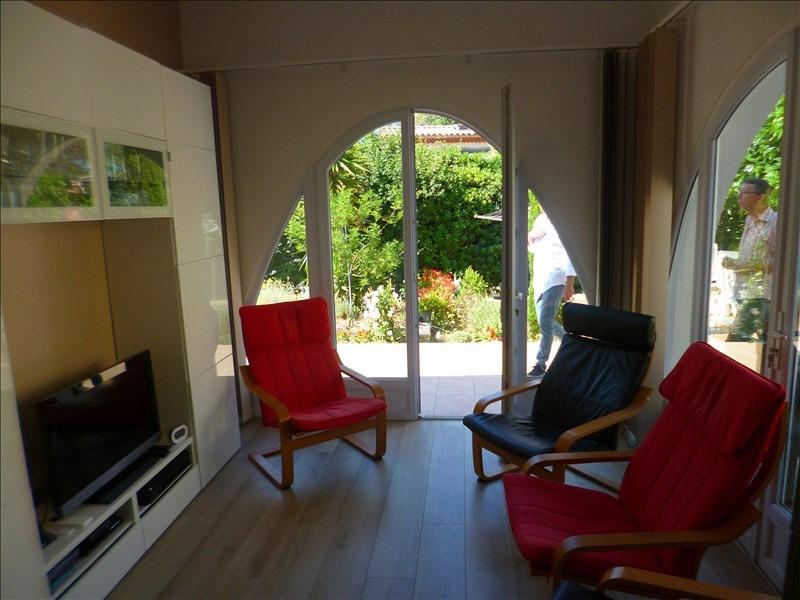 Vente maison / villa Le brusc 490000€ - Photo 5