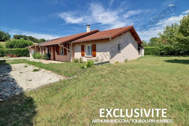 Sale house / villa Bourgoin jallieu 242000€ - Picture 1