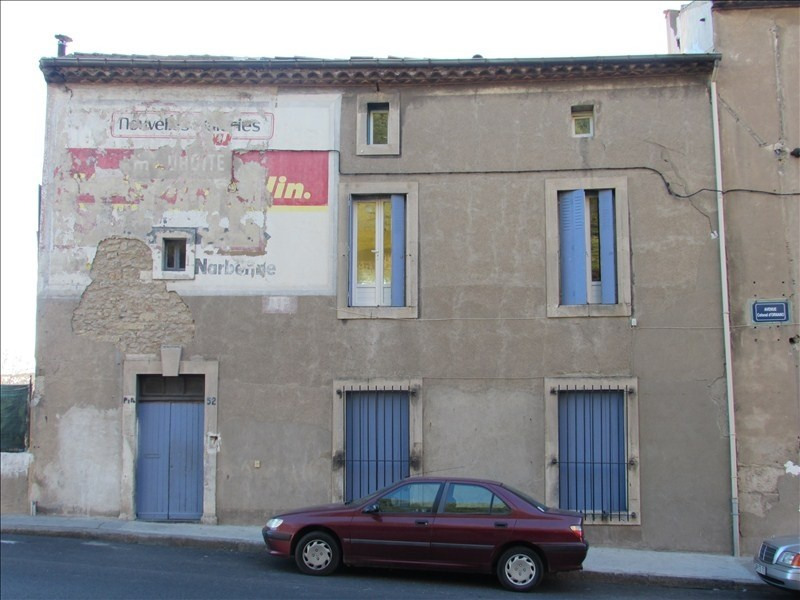 Sale building Beziers 173 000€ - Picture 1