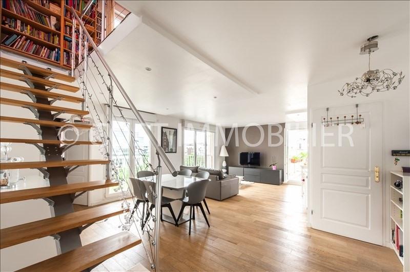Verkoop  appartement Asnieres sur seine 495000€ - Foto 6