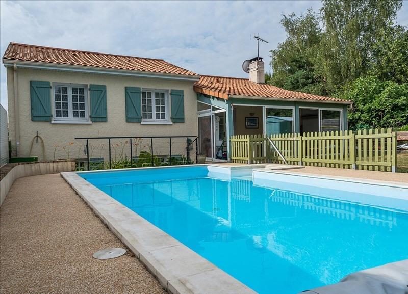 Vente maison / villa Poitiers 245000€ -  3