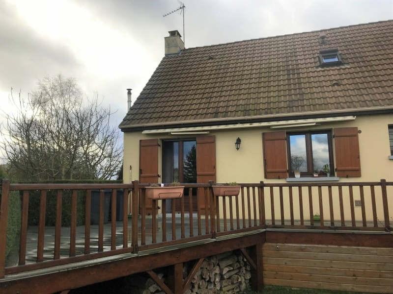 Sale house / villa Chaumont en vexin 263120€ - Picture 3