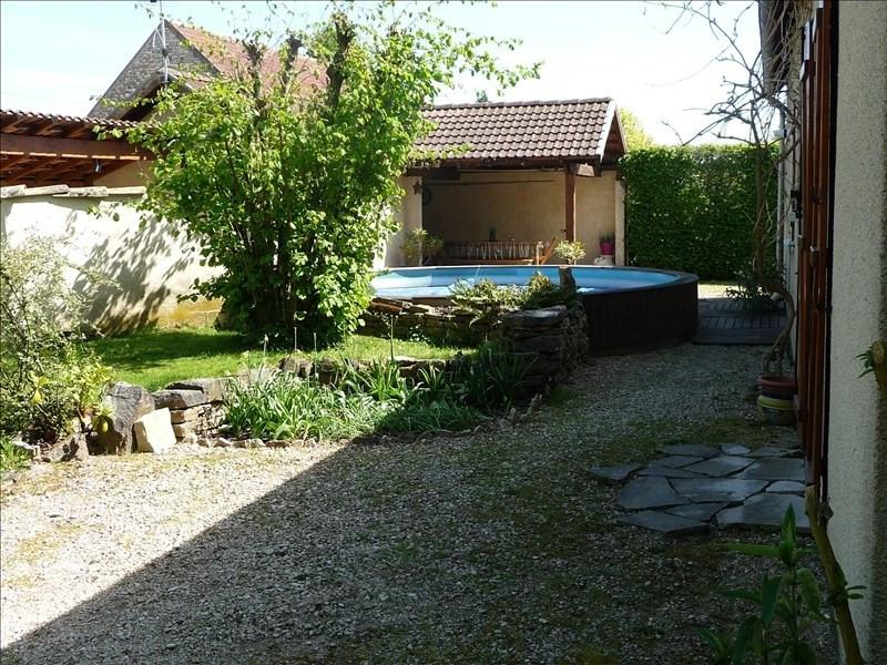 Vente maison / villa Saint jean de losne 190500€ - Photo 1