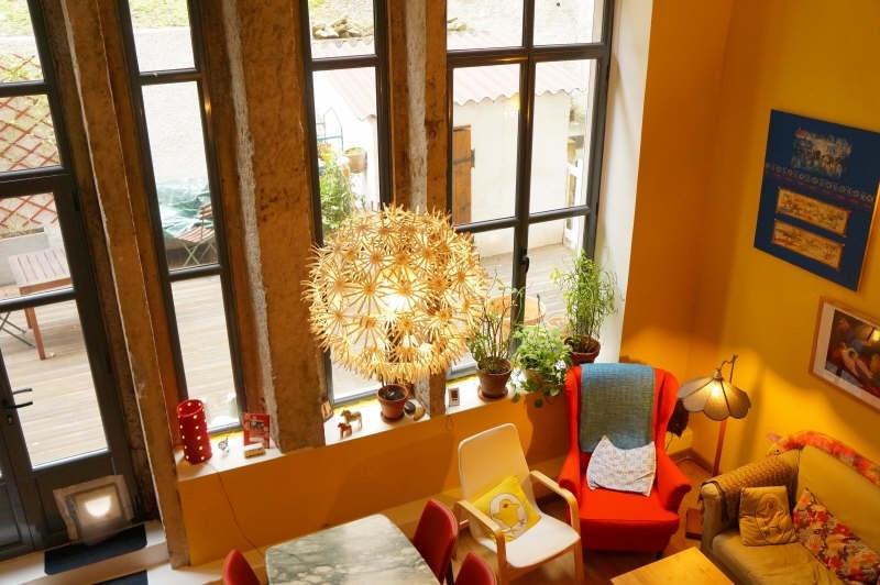 Vente appartement Lyon 4ème 467000€ - Photo 2