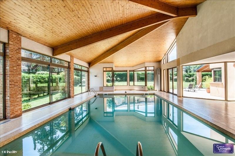 Vente de prestige maison / villa Fonsegrives (secteur) 925000€ - Photo 5