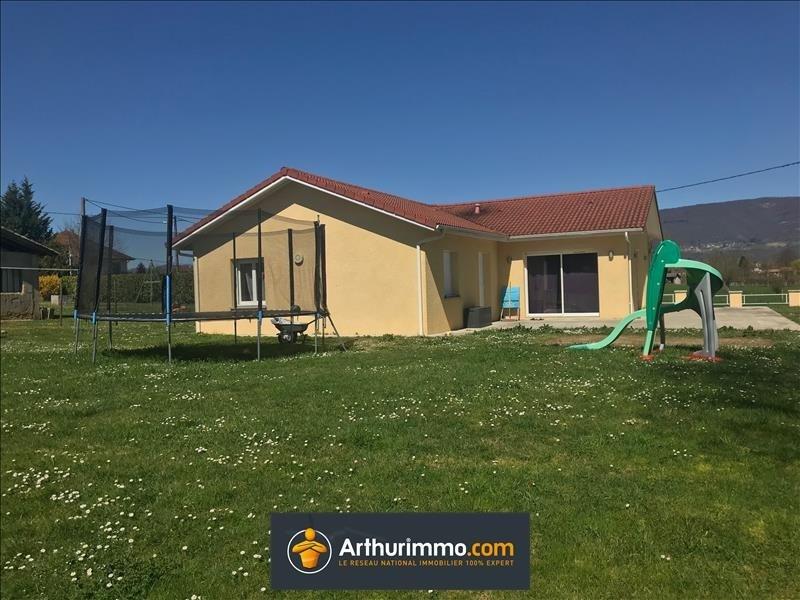 Sale house / villa Morestel 220000€ - Picture 1