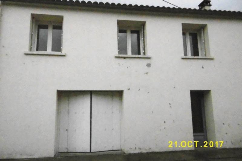 Location appartement Barbezieux-saint-hilaire 473€ CC - Photo 1