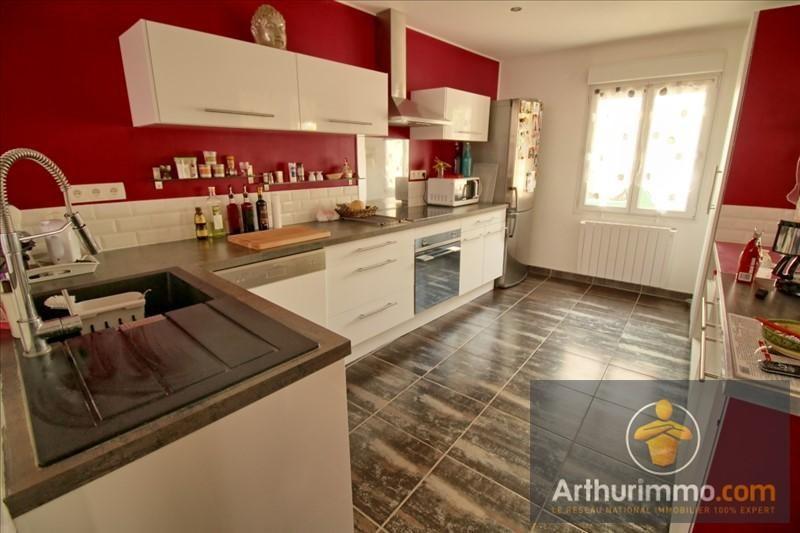 Vente maison / villa L'isle d'abeau 219000€ - Photo 2