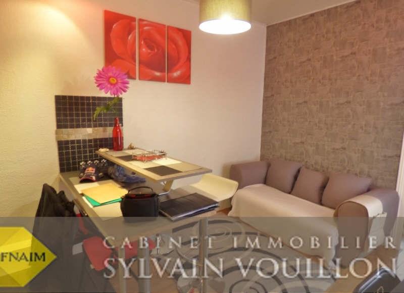 Venta  apartamento Blonville sur mer 83000€ - Fotografía 1