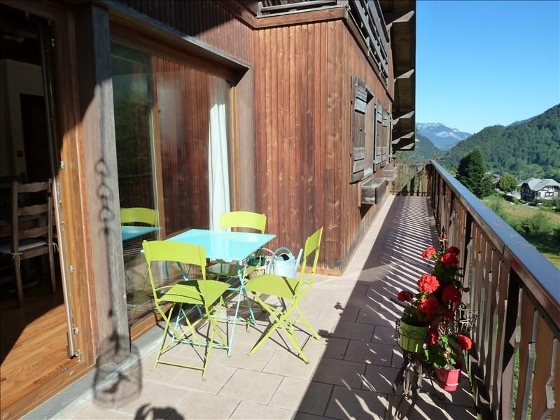 Verkoop van prestige  huis Morzine 915000€ - Foto 2