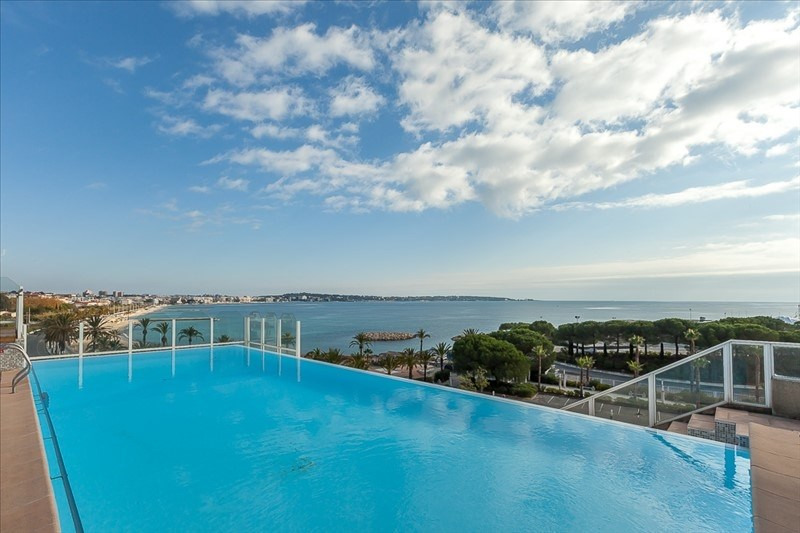 Vente de prestige appartement Le golfe juan 798 000€ - Photo 1