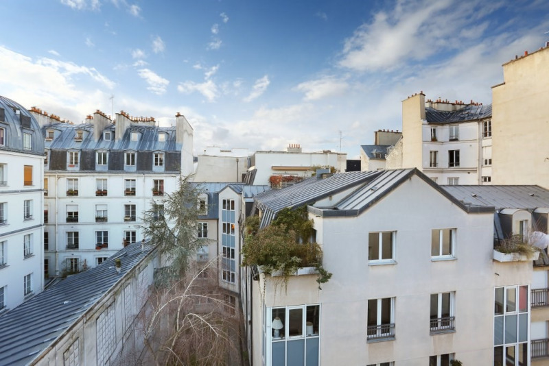 Aрендa квартирa Paris 3ème 3400€ CC - Фото 12