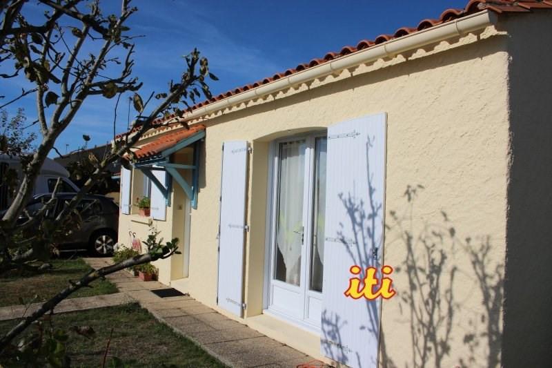 Vente maison / villa Chateau d olonne 219500€ - Photo 1