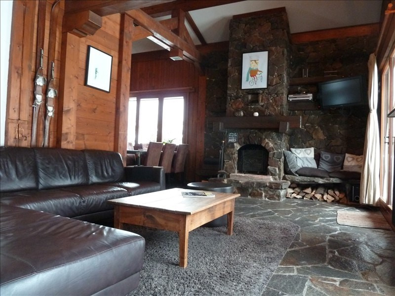 Vente de prestige appartement Les houches 795 000€ - Photo 3