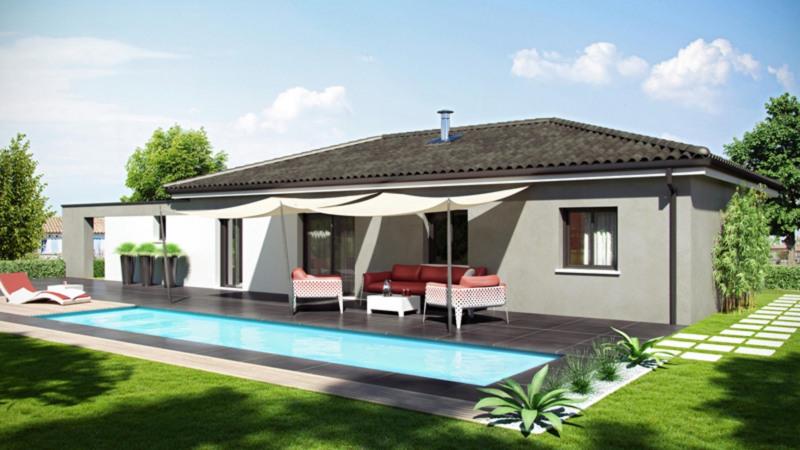 Maison  4 pièces + Terrain 1000 m² Saint-Jory par CELIA CREATION