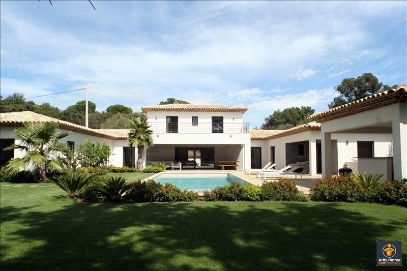 Vente de prestige maison / villa Plan de la tour 2350000€ - Photo 1