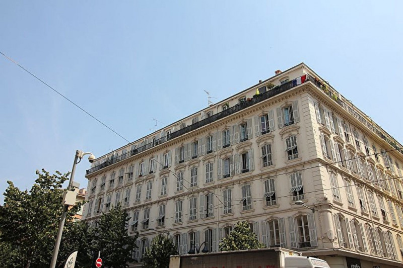 Investment property apartment Nice 450 000€ - Picture 1
