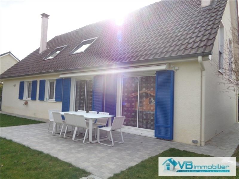 Sale house / villa La queue en brie 638000€ - Picture 1