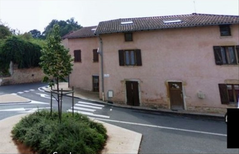 Rental apartment Jassans riottier 575€ CC - Picture 1