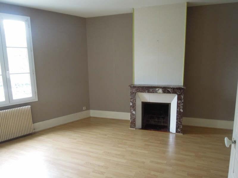 Rental apartment Crepy en valois 595€ CC - Picture 1