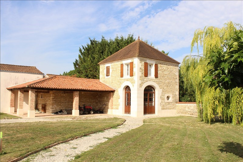 Vente de prestige maison / villa Cire d aunis 555000€ - Photo 3