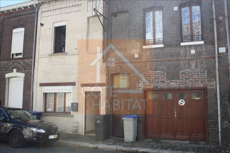 Sale house / villa Denain 93000€ - Picture 1