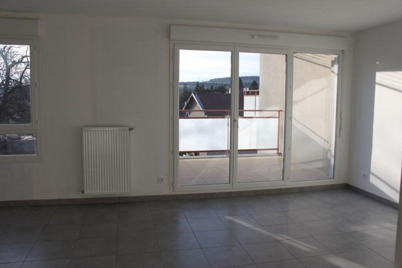 Verkoop  appartement Chuzelles 204000€ - Foto 4